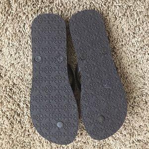 Tory Burch Shoes - Tory Burch flip flops sz 11, new condition